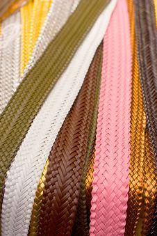 Free Belts Royalty Free Stock Photo - 819475