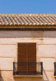 Free Balcony Royalty Free Stock Image - 819616