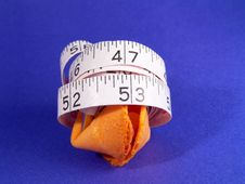 Free Fortune Cookies Measuring Stock Photos - 819973