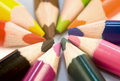 Free Colored Pencil Crayons Royalty Free Stock Images - 8101139