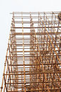 Free The Scaffold Staging Royalty Free Stock Photos - 8108828