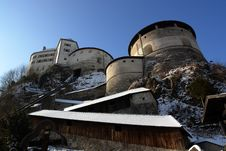 Free The Castle In Kufstein Royalty Free Stock Images - 8100399
