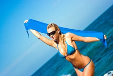 Free Beach Beauty Stock Photos - 8100543