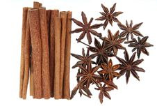 Free Anise With Cinnamon Stock Photos - 8100613