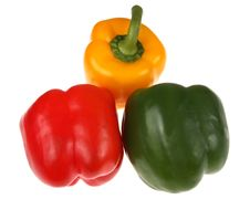 Free Peppers Royalty Free Stock Photo - 8100665