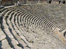 Free Ancient Theater Ruins Stock Photos - 8101453