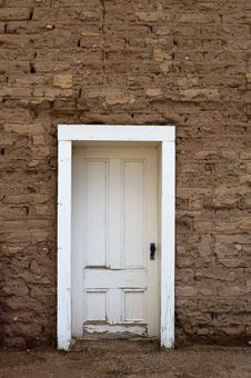 Free Old Door Stock Photography - 8101932