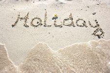 Free Holidays Royalty Free Stock Photo - 8102445