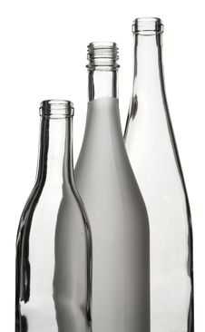 Glass Bottles 16139 Stock Photos