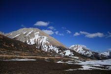 Free Cloud/snow Mountain Royalty Free Stock Image - 8104896