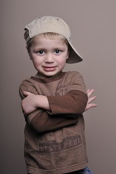 Free Portraits Of Little Boy Royalty Free Stock Photos - 8105098