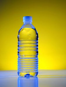 Free Water Bottle Stock Image - 8105621