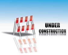 Free Under Construction Royalty Free Stock Photo - 8105895