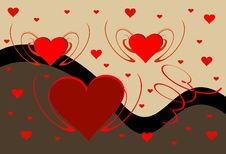Free Love Concept Royalty Free Stock Photo - 8105925
