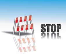 Free Stop Sign Stock Photography - 8105962