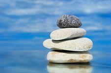 Free Four Stones Stock Photos - 8106833