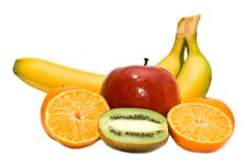 Free Fresh Fruit Royalty Free Stock Image - 8107526