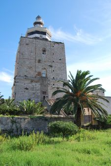 Tower Of Montorsoli Stock Image