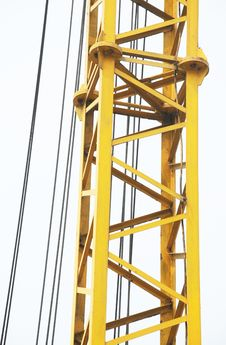 Free Steel Supporting Column Royalty Free Stock Photo - 8108775