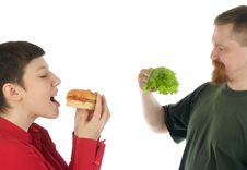 Free Diet Suffering Stock Photos - 8109093