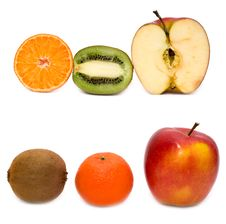 Free Ripe And Juicy Fruit Stock Images - 8109154