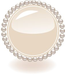 Free Pearls Royalty Free Stock Photo - 8109225