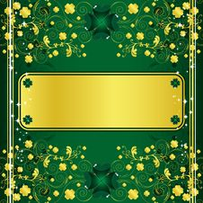 Free Day Of Saint Patrick Stock Photos - 8109463