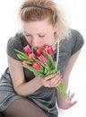 Free Pink Tulips Stock Photos - 8113223
