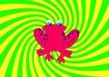 Free Isolated Frog Stock Image - 8116611