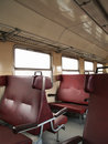 Free Interior Of Train Carriage Stock Photo - 8117400