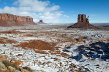 Free Monument Valley Stock Photos - 8110223