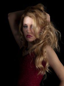 Free Hot Blondie Stock Photo - 8110270