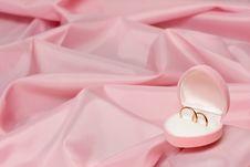 Free Wedding Rings Royalty Free Stock Image - 8111306