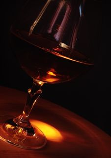 Free Brandy Royalty Free Stock Image - 8111696
