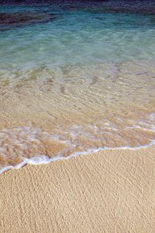 Free Tropical Island Blue Ocean Beach Royalty Free Stock Photos - 8111868