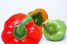Free Paprika Varieties 1 Stock Images - 8112694