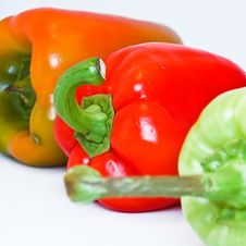 Free Paprika Varieties 2 Royalty Free Stock Photography - 8112747