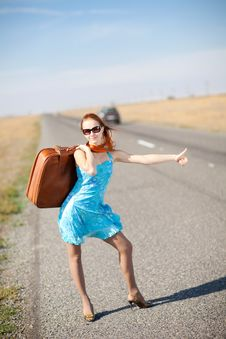 Free Hitchhiking Stock Photos - 8113563