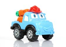 Free Toy Truck Stock Photography - 8113872