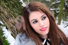 Free Snow Queen Royalty Free Stock Photos - 8114068
