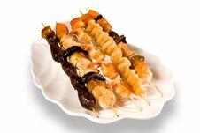 Free Japanese Cuisine Stock Photography - 8114472