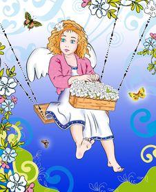 Free Angel Stock Photo - 8114570