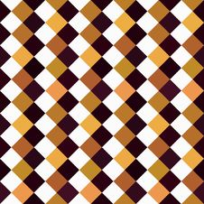 Free Checkered  Pattern Royalty Free Stock Photography - 8114657