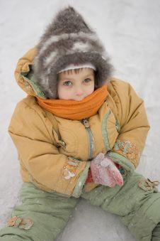 Free Little Girl Stock Photo - 8114700