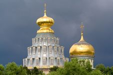 Free New Jerusalem Royalty Free Stock Photography - 8115027