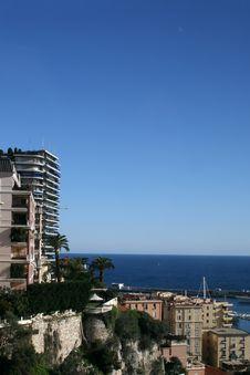 Free View From Monaco Stock Photos - 8115263