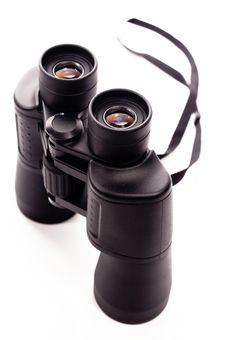 Free Binoculars Stock Photo - 8115320