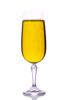 Free Champagne Glass Royalty Free Stock Images - 8115709