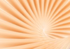 Free Orange Waves Royalty Free Stock Photos - 8115728