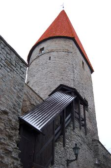 Free Medieval Tower Stock Photos - 8115773